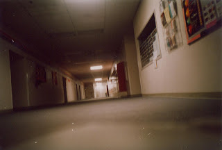 Mt. Si High School interior 1996, by Brian Iskov