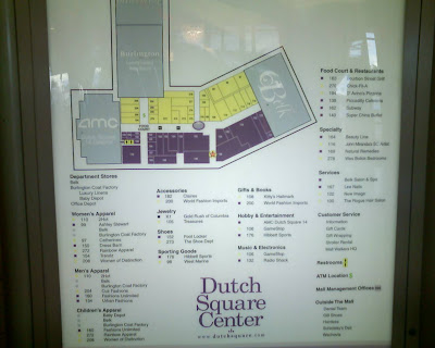Mall Directory Dutch Square Center >> Livemalls