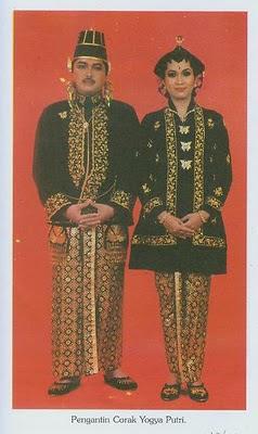 Amanda S Blog Pakaian Adat Yogyakarta