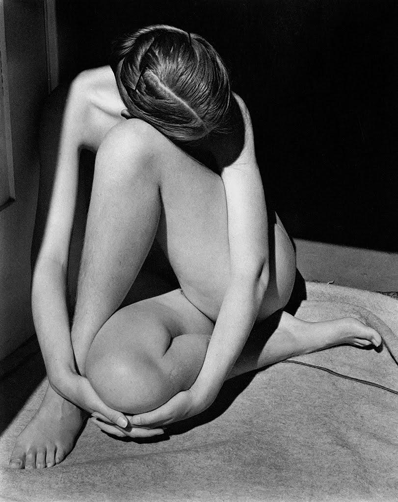 ARS PHOTOGRAPHICA: Edward Weston - Nude, 1936 (227N)