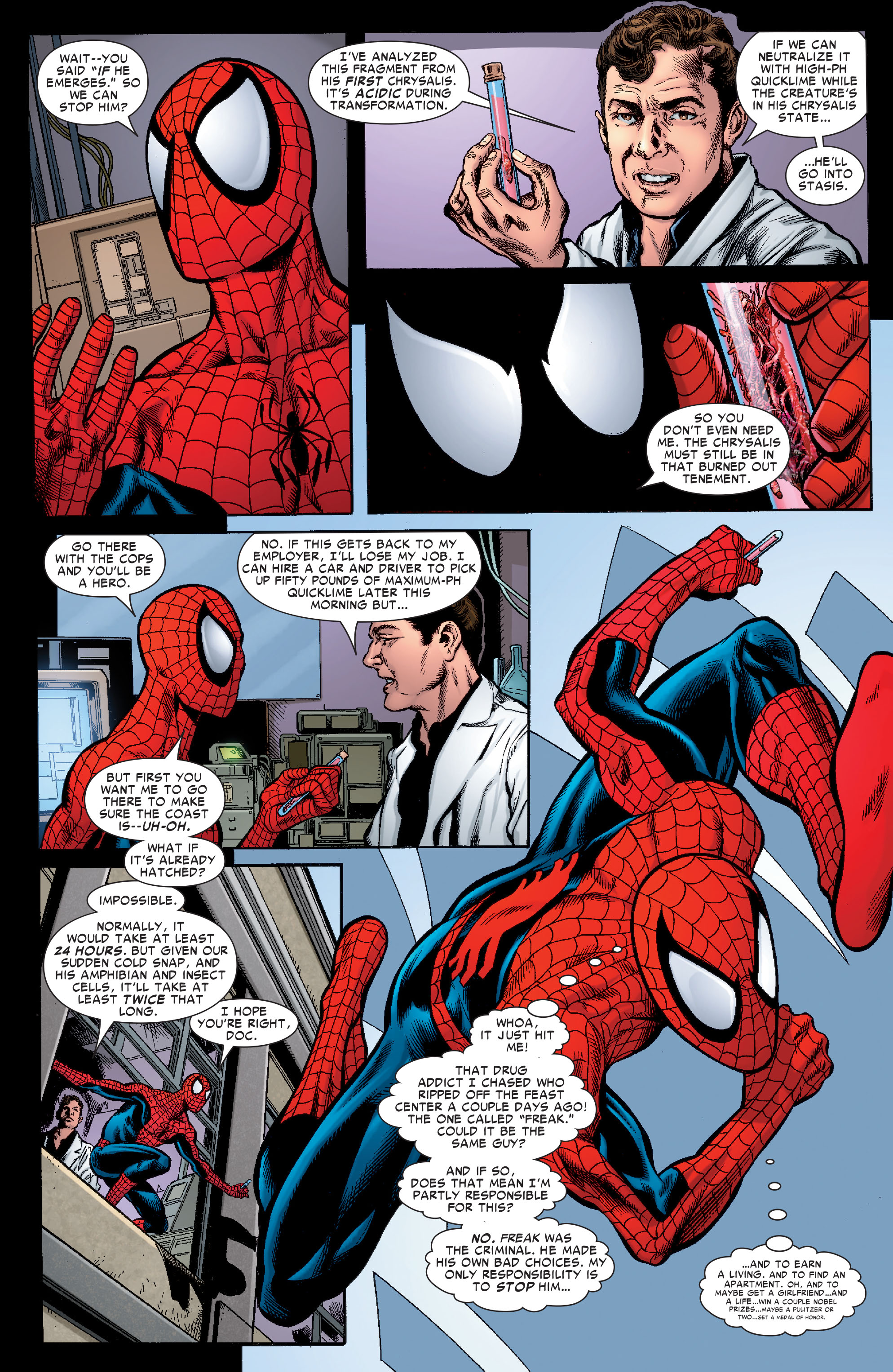 The Amazing Spider-Man (1963) 554 Page 23