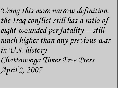 Wounded Times: Iraq war takes unique toll on National Guard