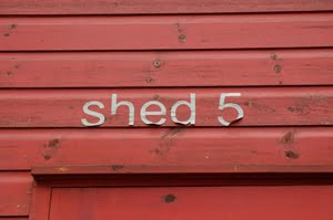 Shed 5, Derby Studio