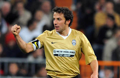 del piero real madrid
