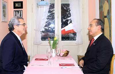 Zedillo y Calderón