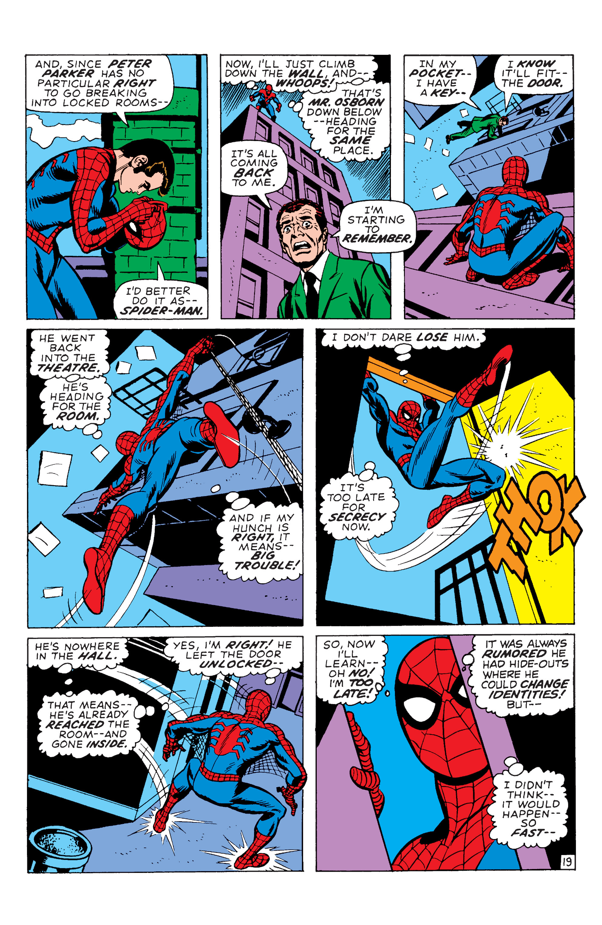 The Amazing Spider-Man (1963) 96 Page 18