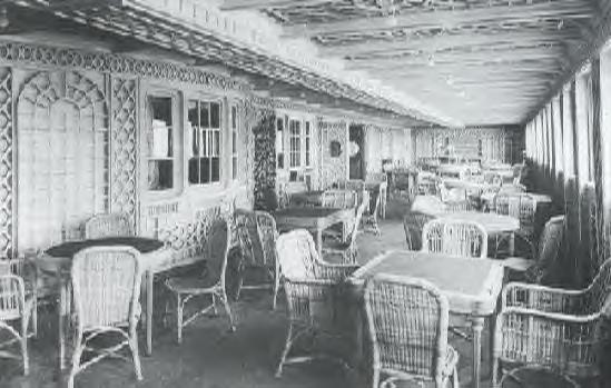 1st Class Parition Cafe