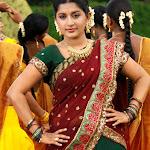 Mallu Babe Meera Jasmine Looking Beautiful In Traditional Half  Saree...