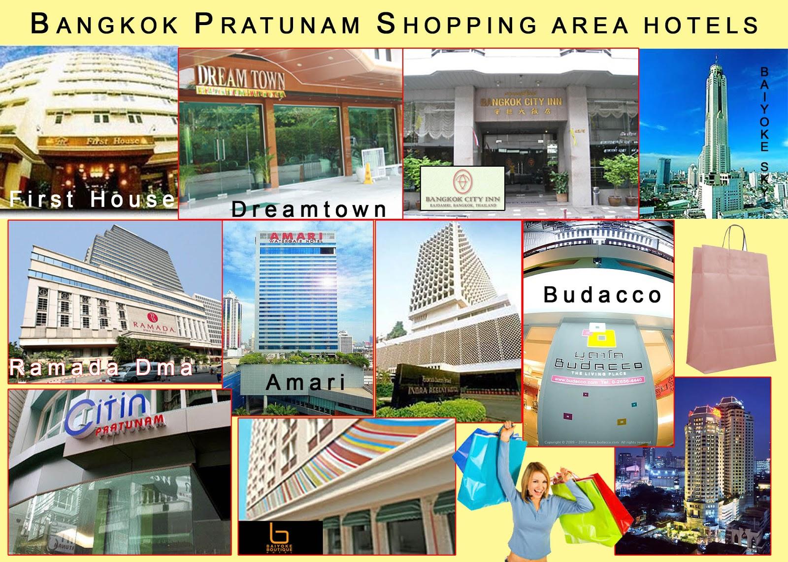 Viajero Shopping In Bangkok