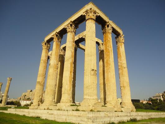 Kuil Yunani