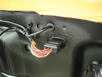 65 Mustang Lights Wiring Diagram Video Of Early 65 K Convertible Restoration Progress