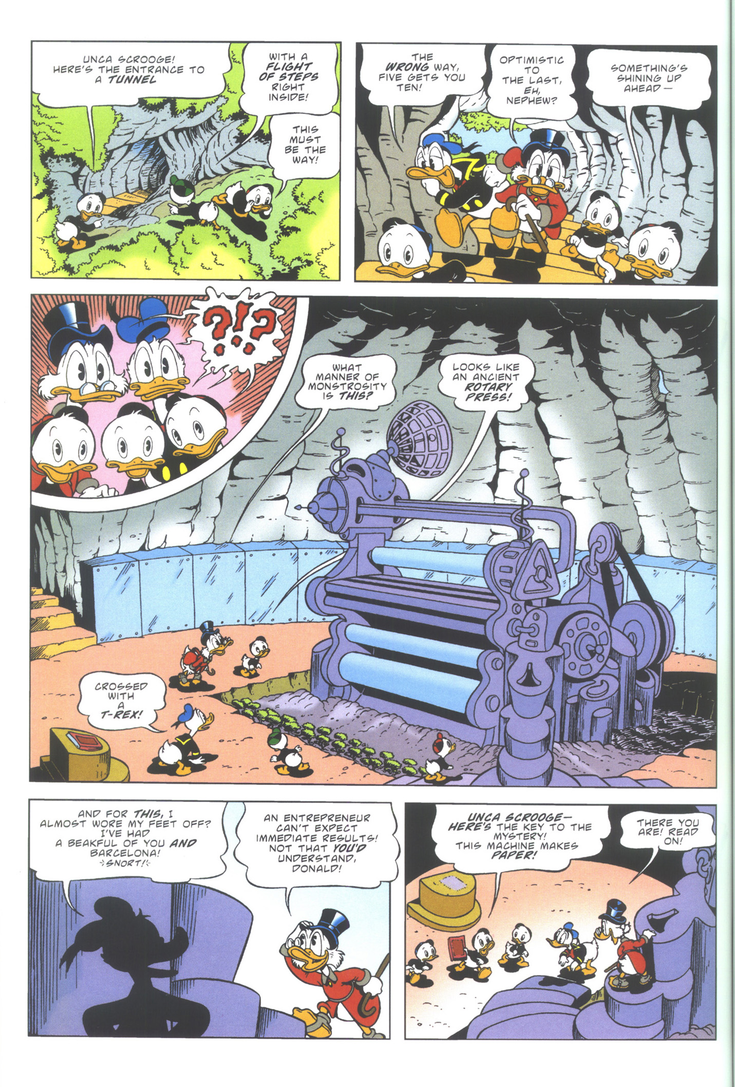 Read online Uncle Scrooge (1953) comic -  Issue #353 - 40