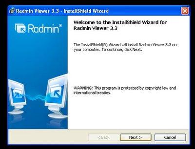 Radmin Viewer 3