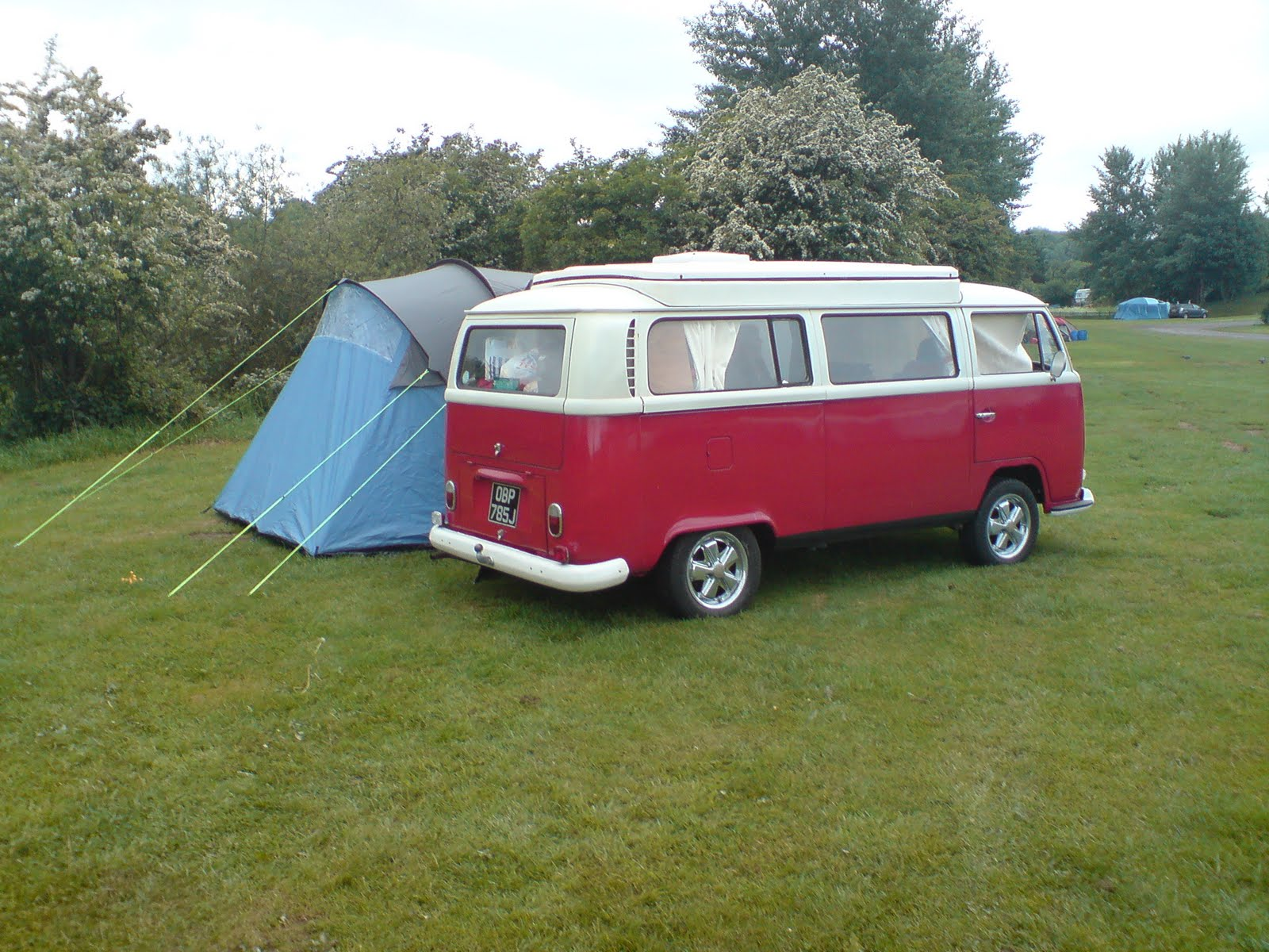 The Art Of Moodling A Camping Trip In The Vwcamper