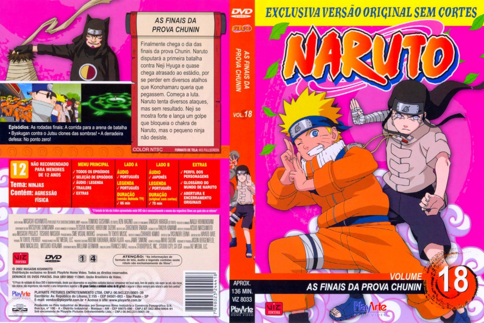 Download naruto dvd