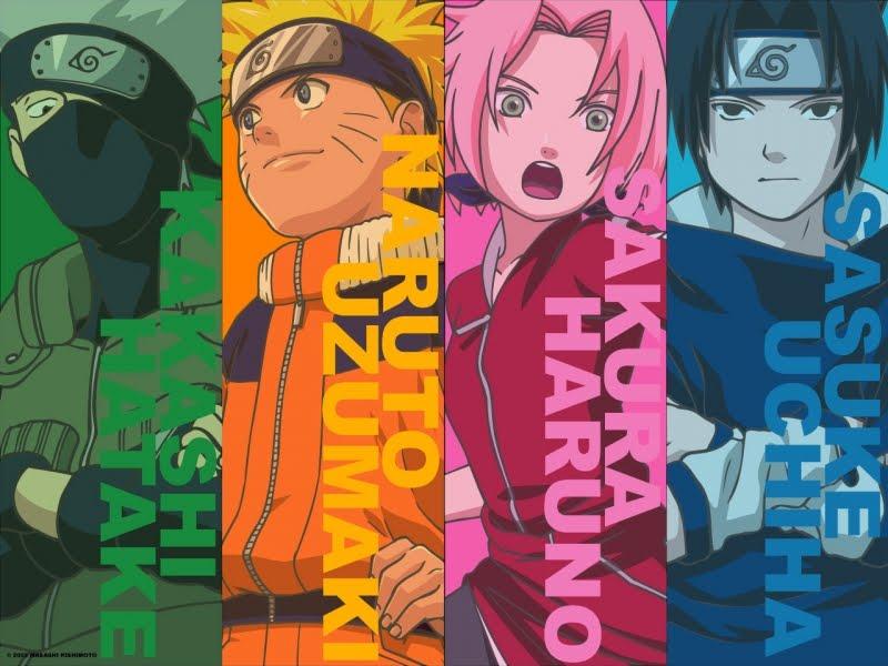 best gallery naruto team 7