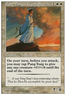 บังทอง หงส์ดรุณ :: Pang Tong, Young Phoenix