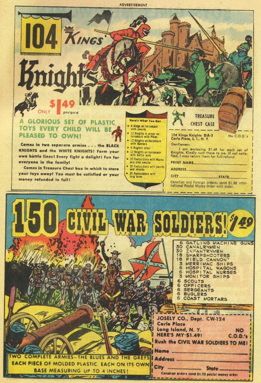 Aquaman (1962) Issue #11 #11 - English 33