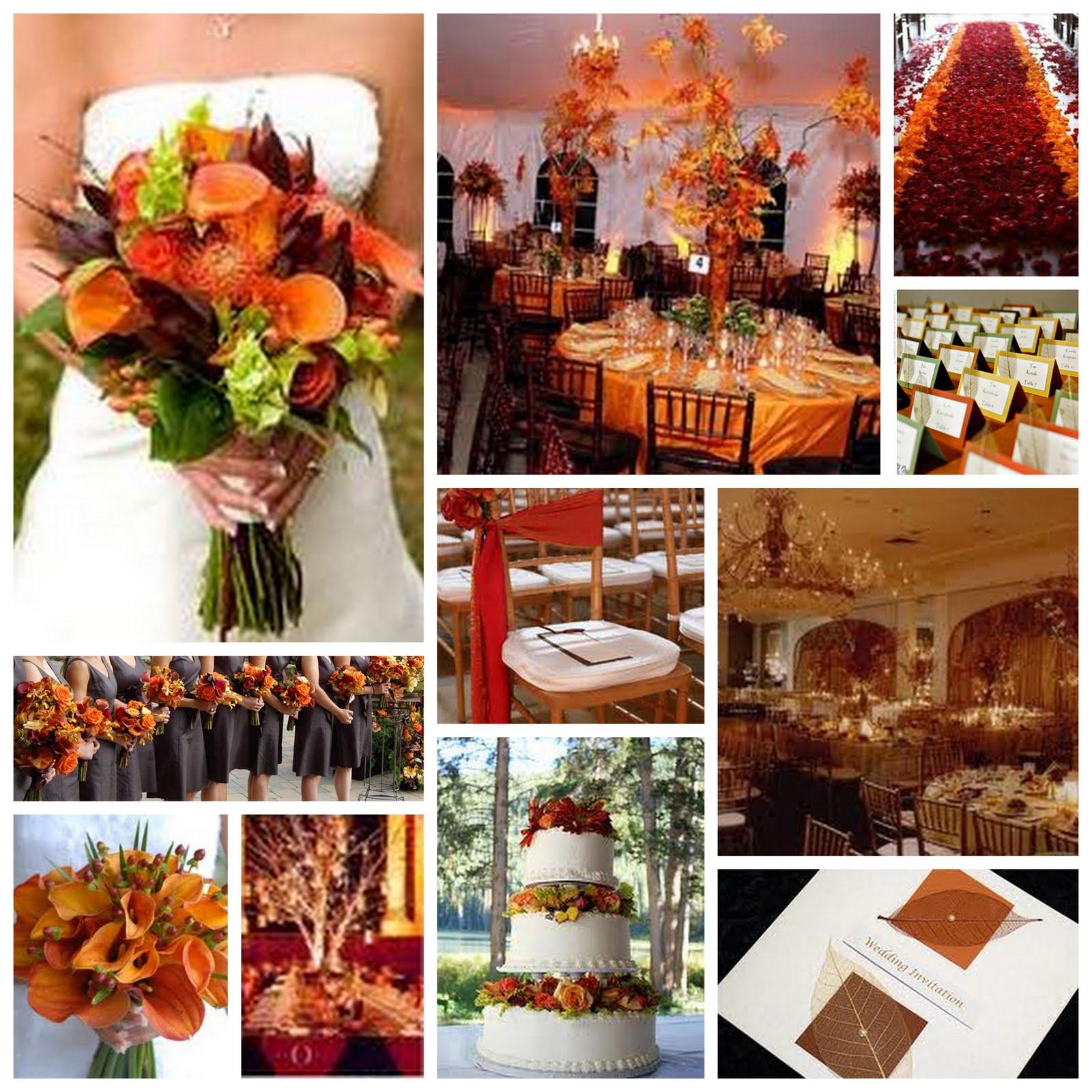 Kirkbrides: Autumn Wedding Inspiration Board