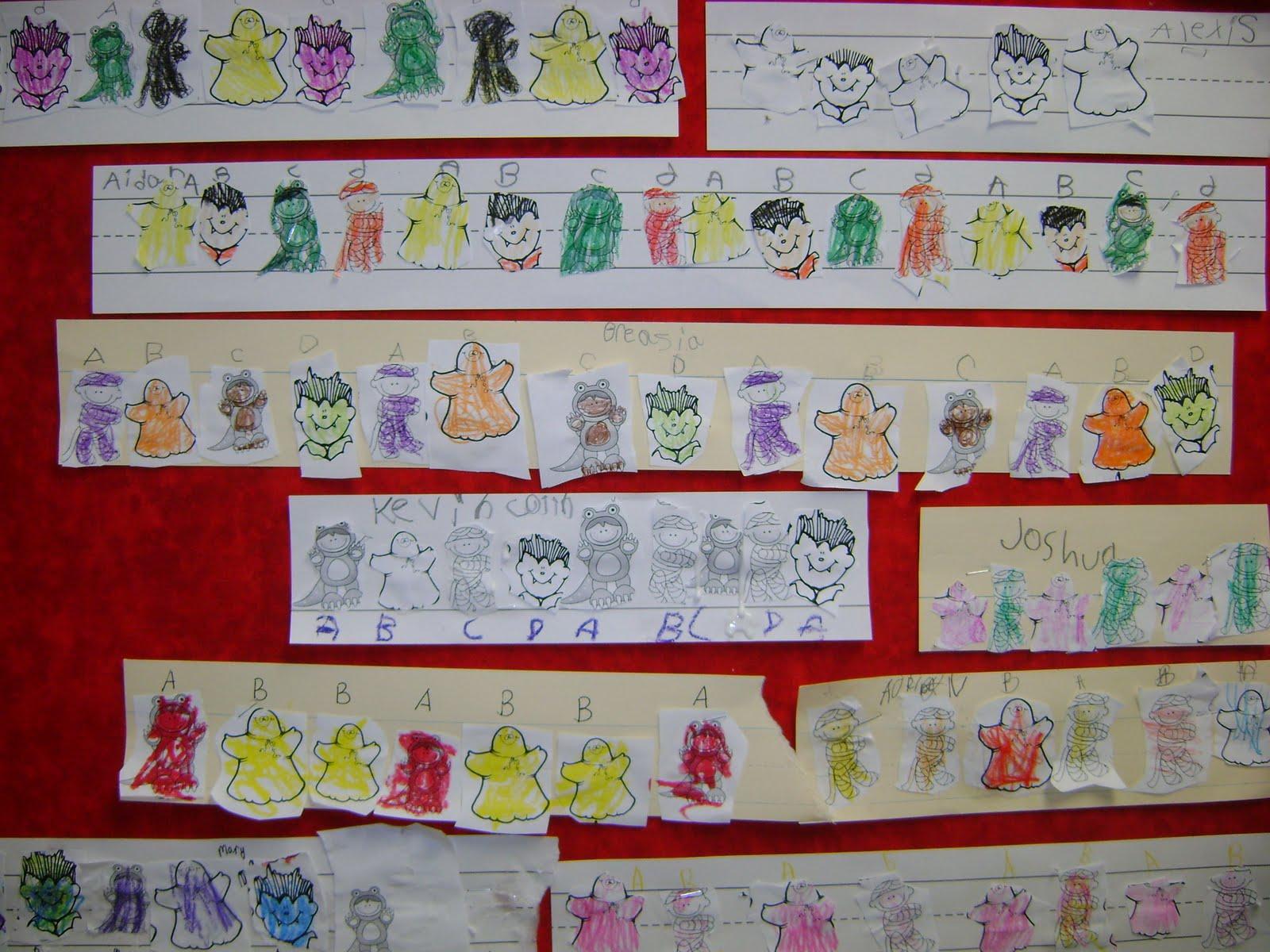 Grade 2 Patterns Design Patterns