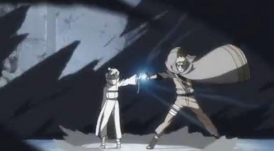 Naruto Shippuden 3: Los Herederos De La Voluntad De Fuego
