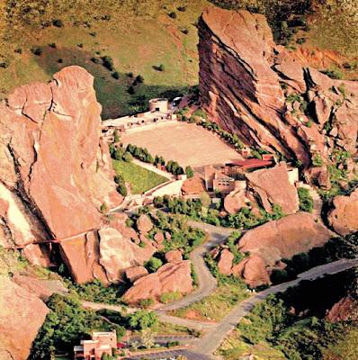Red Rock Amphitheatre (Symbolbild)
