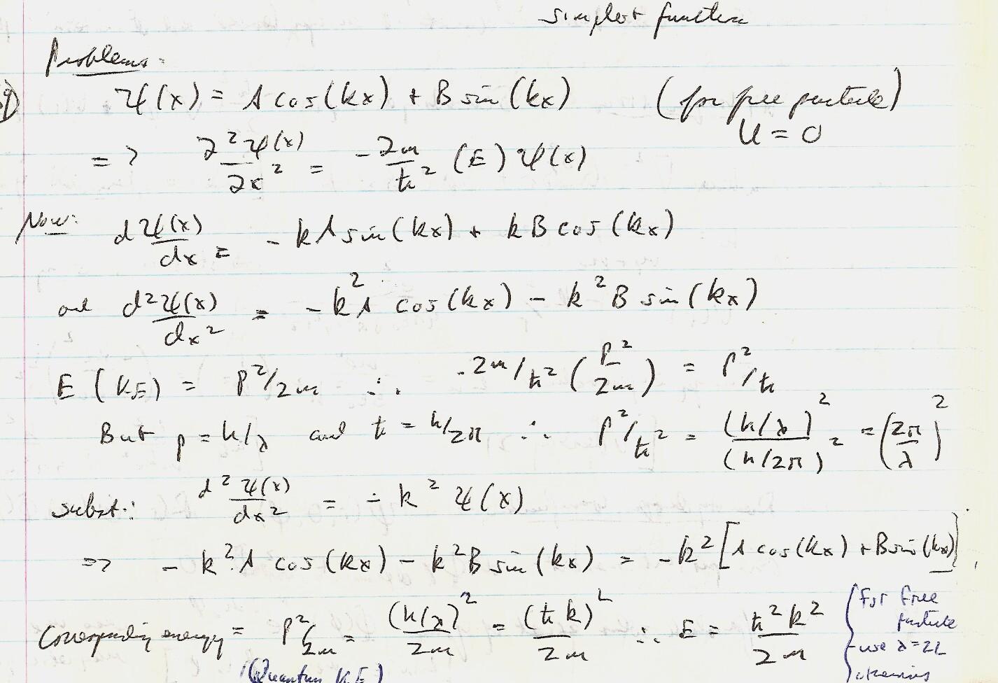 Brane Space Should Quantum Mechanics Be Taught To Undergrads
