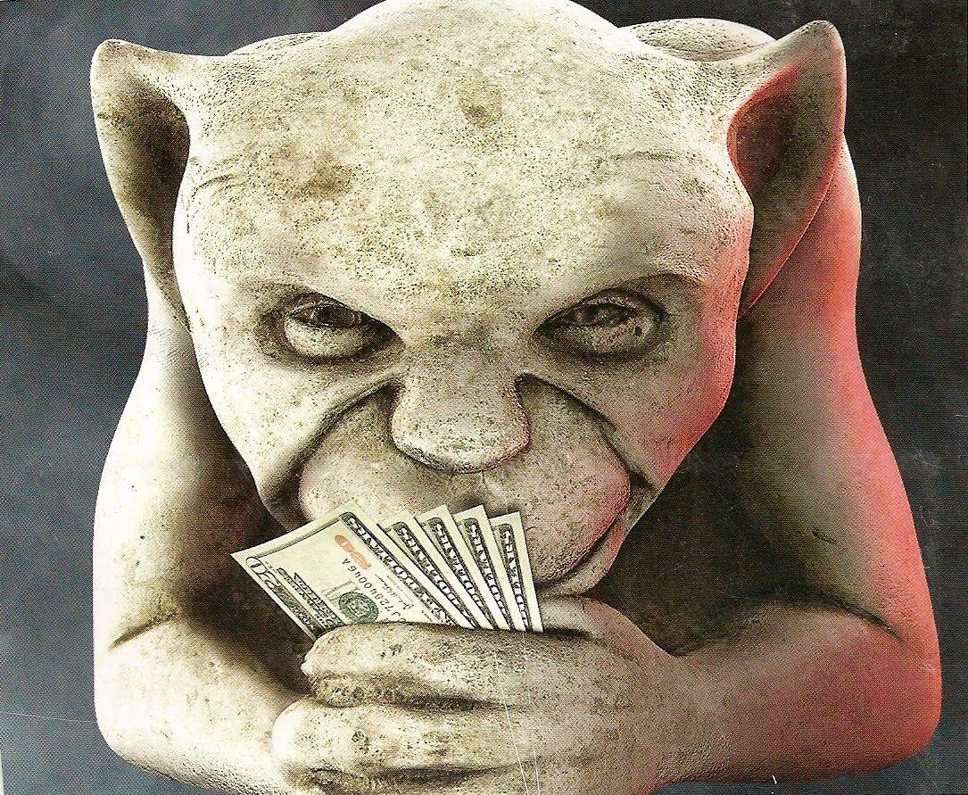 Image result for demon money