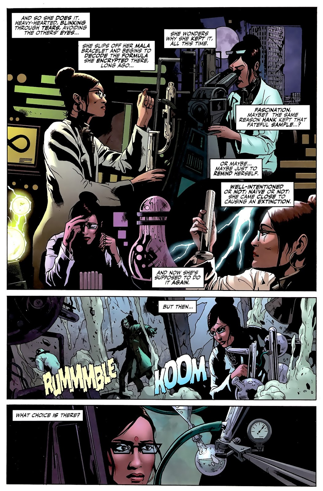 Read online X-Men: Second Coming Revelations comic -  Issue # TPB (Part 1) - 55