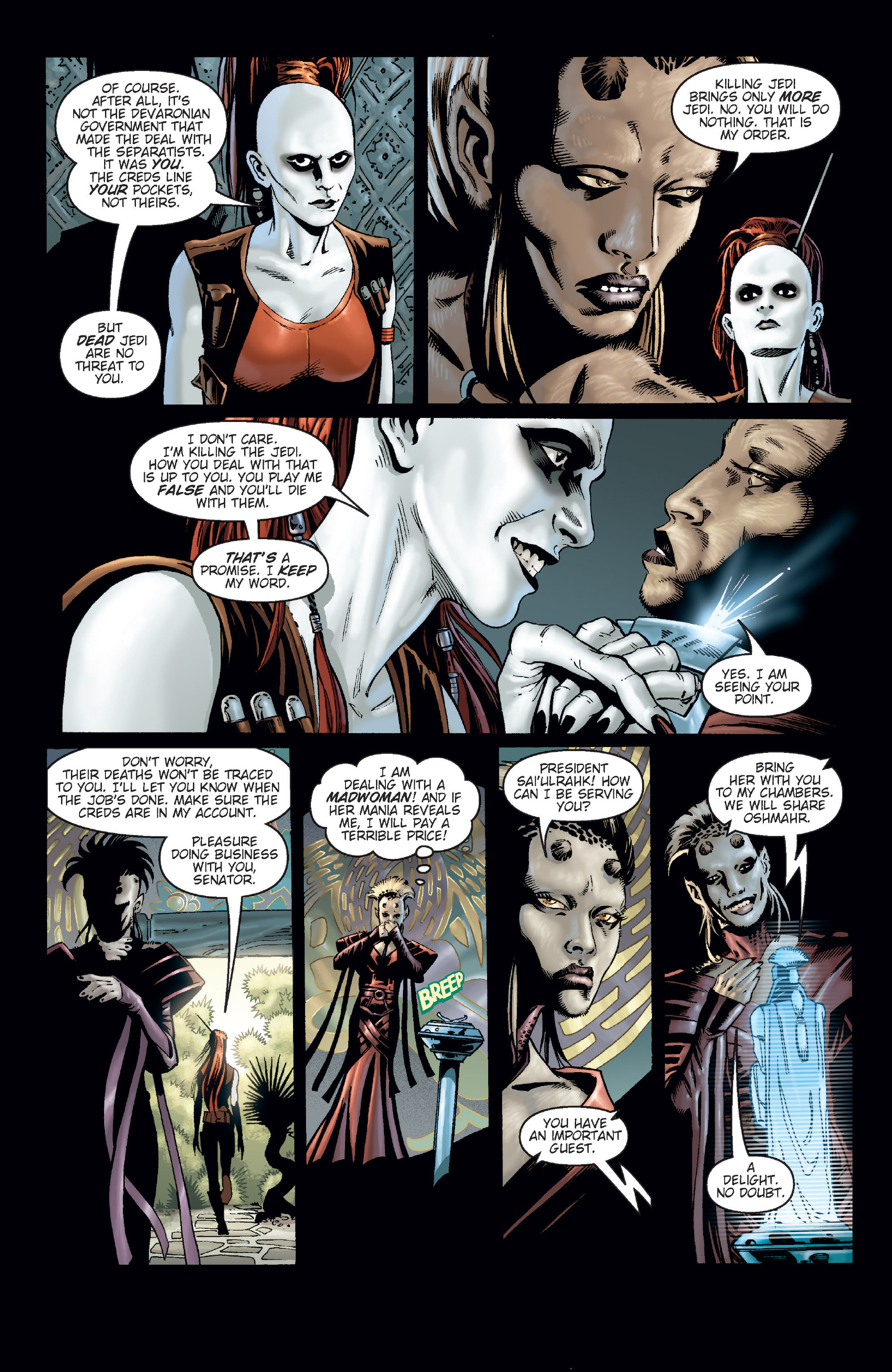 Read online Star Wars Omnibus comic -  Issue # Vol. 24 - 286