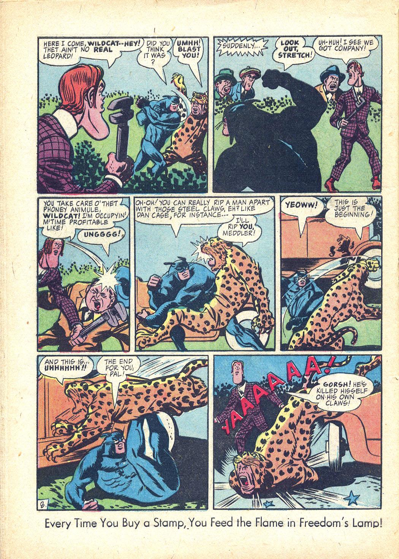 Read online Sensation (Mystery) Comics comic -  Issue #34 - 48