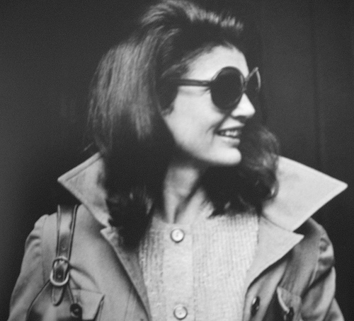 Jackie Kennedy Quotes: Trying A Little Harder To Be A Little Better.: I Love