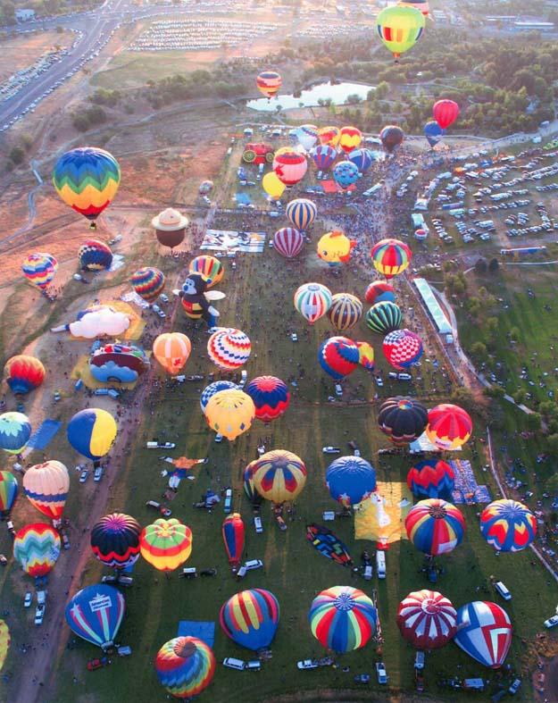 Reno Hot Air Balloon Race 79