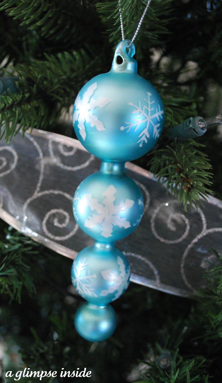 Chartreuse Christmas Tree