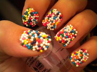 Polish Lava Katy Perry Nails