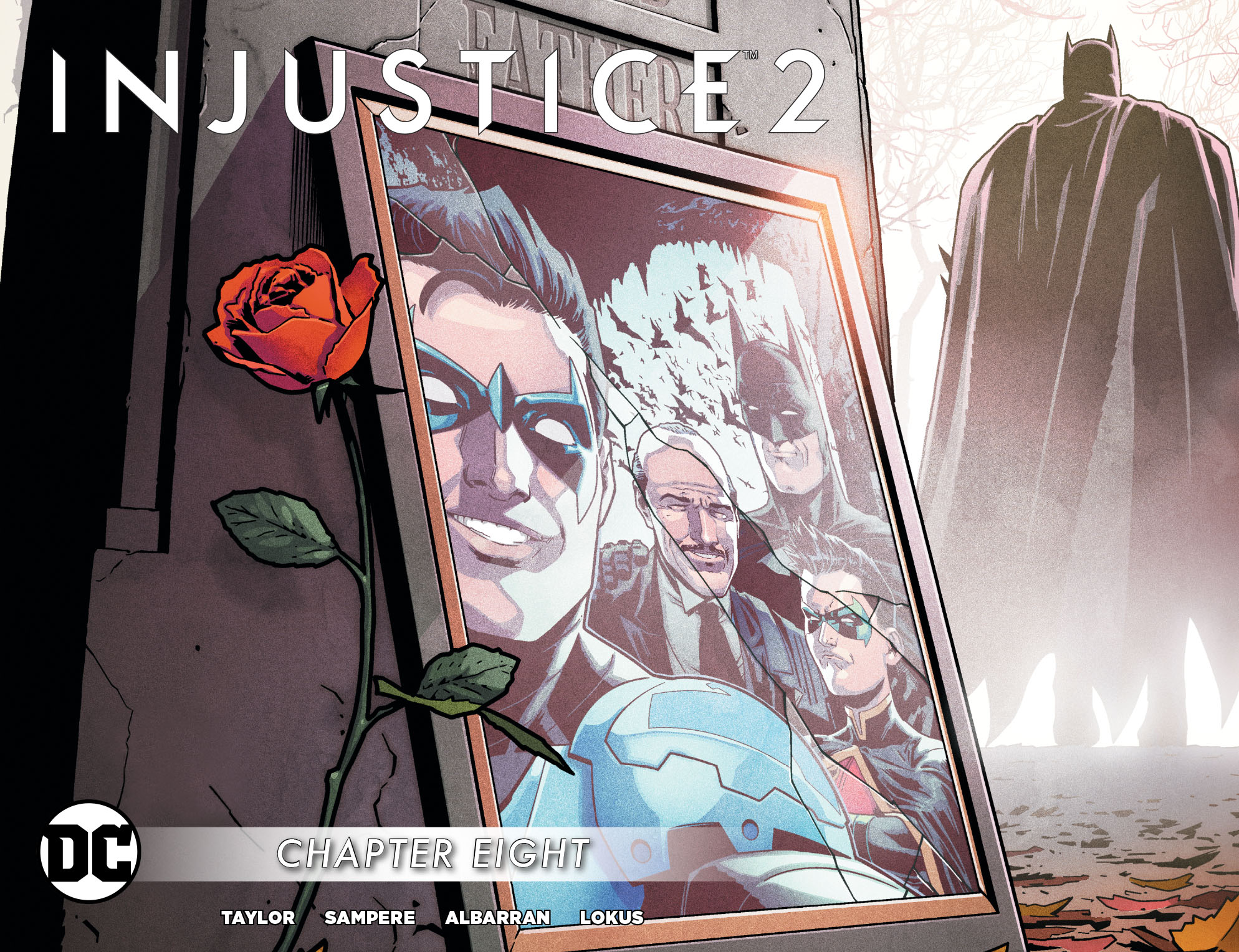 Read online Injustice 2 comic -  Issue #8 - 1