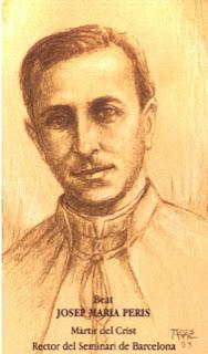 El padre José María Peris