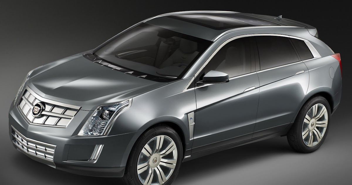 Cadillac Provoq Compact Fuel Cell Suv Concept