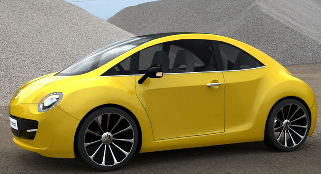 David Cardoso's Next Gen Beetle Rendering