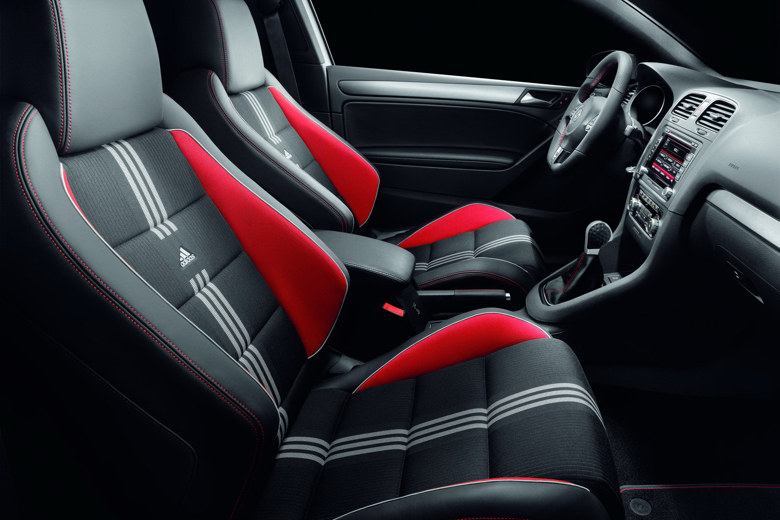 Vw Golf Gti Adidas Special Unveiled Goes On Sale In The U