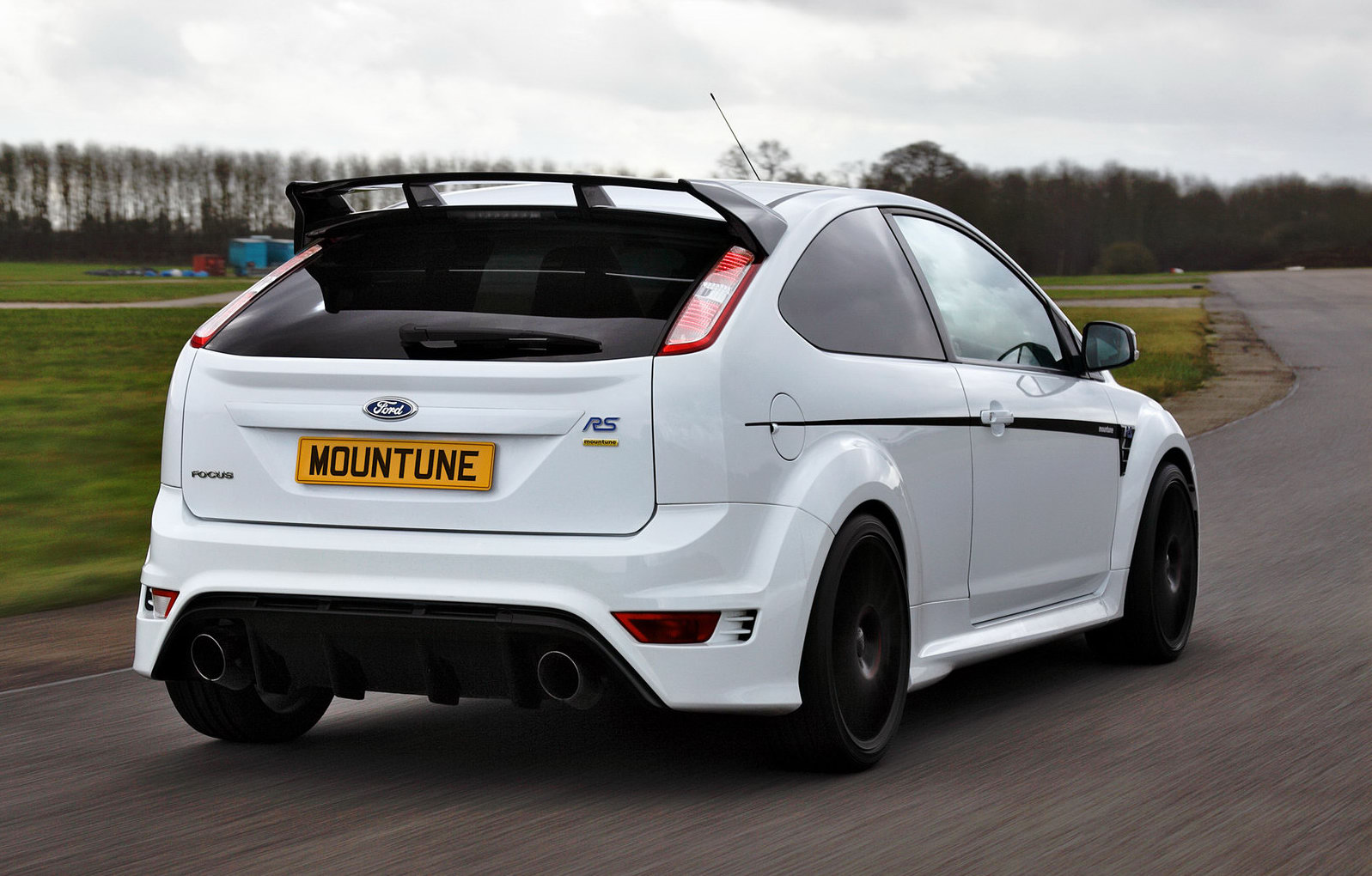 Pleasant Car Ford Ford Offers Current And New Focus Rs Owners An Rs500 Wiring Cloud Hisonuggs Outletorg