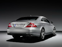 2009 Mercedes-Benz CLS Grand Edition