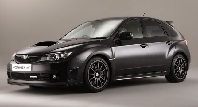 the car subaru cosworth impreza sti cs400 official photos of 400hp strong limited edition. Black Bedroom Furniture Sets. Home Design Ideas