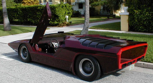 Foose Made Alfa Romeo Carabo Replica Found On Ebay