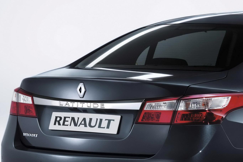 Mercedes For Sale >> New Renault Latitude Sedan Takes Flagship Spot in Range ...