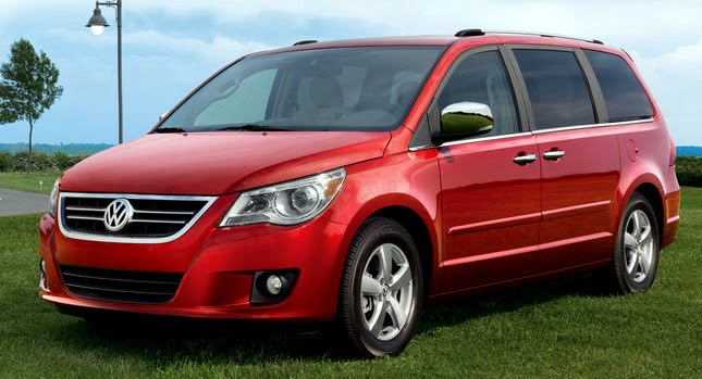 Volkswagen Usa Recalling Almost 16 000 Routan Minivans For Fire Hazard