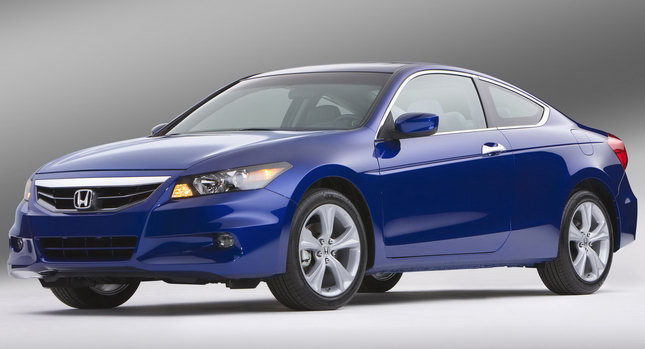 Honda Has Lifted The Covers Of Refreshed For U S Market Accord Sedan And Coupe Model Both Iterations Enter 2017 Year With