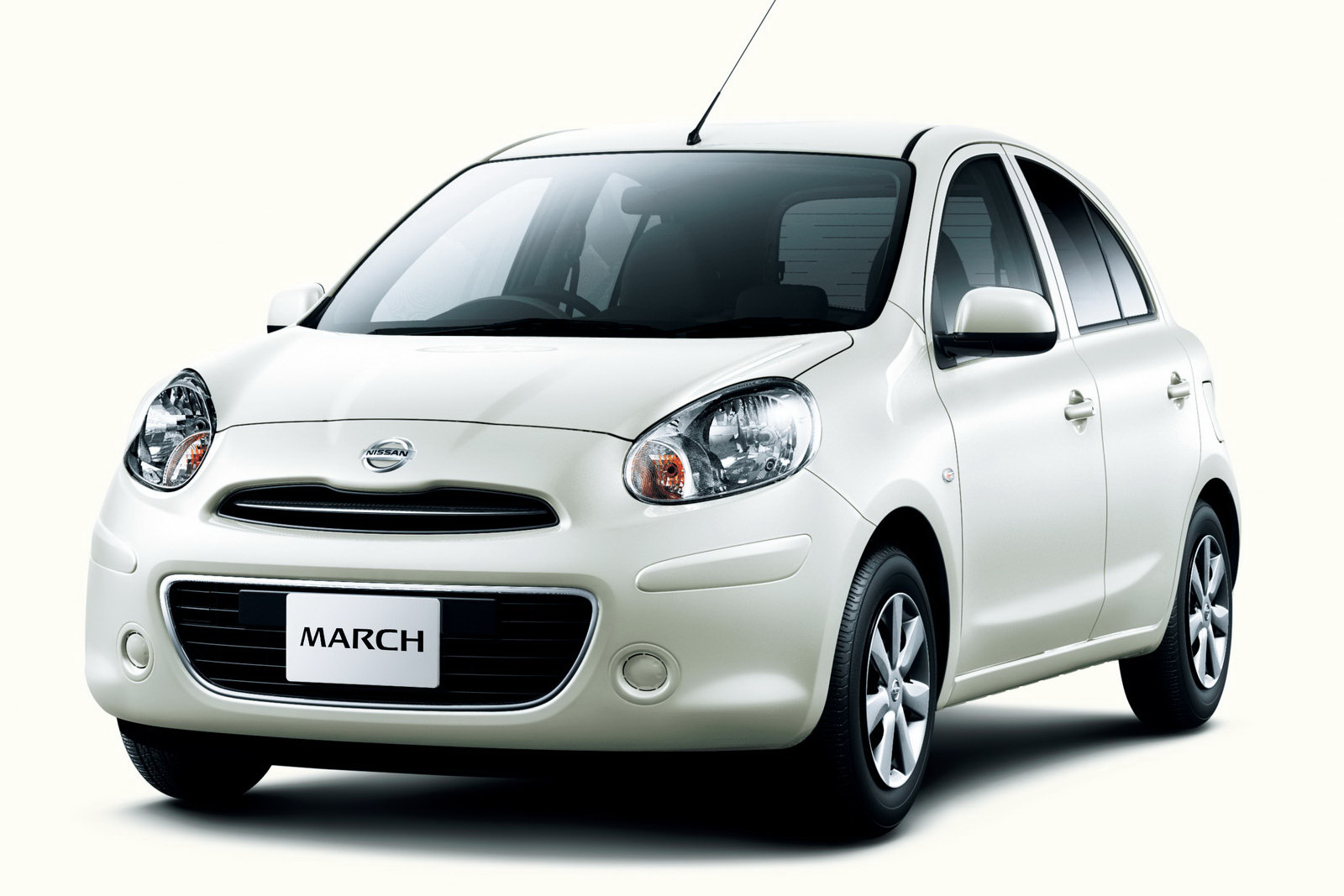 Carscoop Thai Made 2011 Nissan March Goes On Sale In