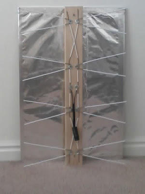 Dtv Antenna How To Build Homemade Exact Step By