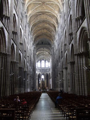 Notre-Dame Cathedral in Rouen